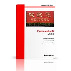 Firmenauskunft China