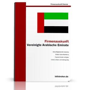 Firmenauskunft Vereinigte Arabische Emirate