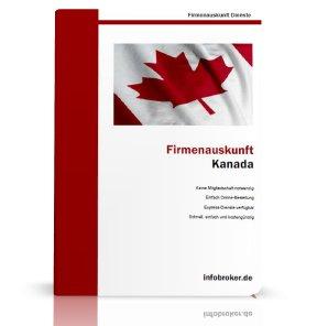 Firmenauskunft Kanada