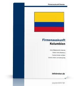 Firmenauskunft Kolumbien