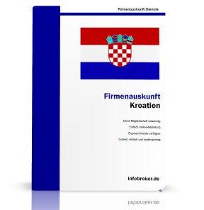Firmenauskunft Kroatien