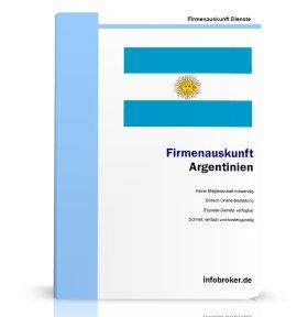 Firmenauskunft Argentinien
