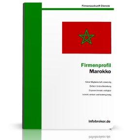 Firmenauskunft Marokko