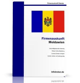 Firmenauskunft Moldawien