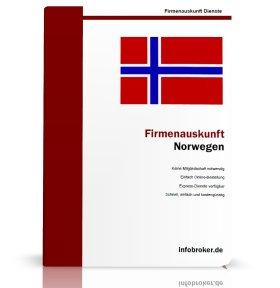 Firmenauskunft Norwegen