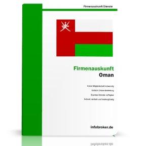 Firmenauskunft Oman