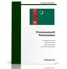 Firmenauskunft Turkmenistan