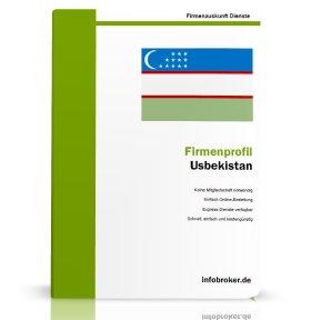 Firmenauskunft Usbekistan