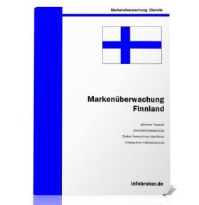 Markenüberwachung Finnland