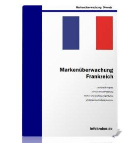 Markenüberwachung Frankreich