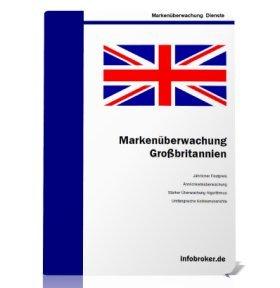 Markenüberwachung Großbritannien