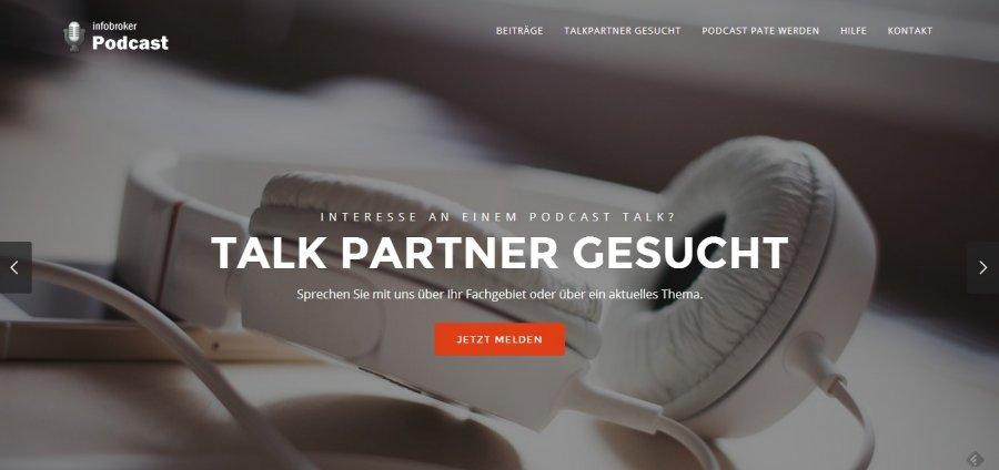 Podcast Relaunch infobroker.de