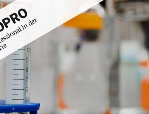Was macht ein Information Professional in der Chemie?