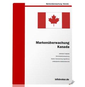 Markenüberwachung Kanada