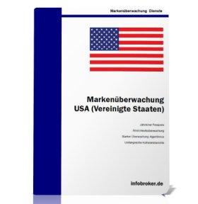 Markenüberwachung USA (Vereinigte Staaten von Amerika)