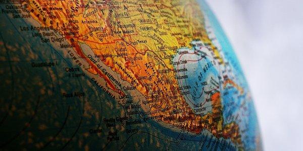 Markenüberwachung International - Globus Kontinente
