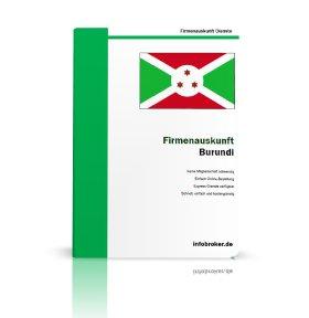 Firmenauskunft Burundi