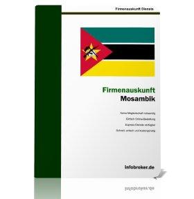 Firmenauskunft Mosambik