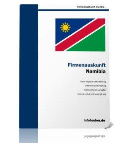 Firmenauskunft Namibia