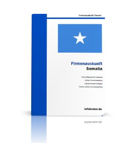 Firmenauskunft Somalia