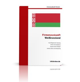Firmenauskunft Weissrussland