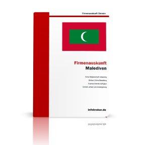 Firmenauskunft Malediven