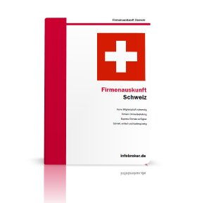 Firmenauskunft Schweiz