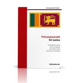 Firmenauskunft Sri Lanka