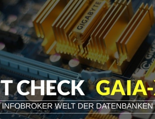 GAIA-X Faktencheck – die vermeintliche Panne zu Peter Altmaiers EU Cloud Projekt