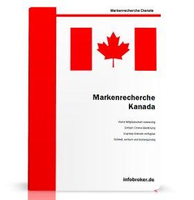 Markenrecherche Kanada