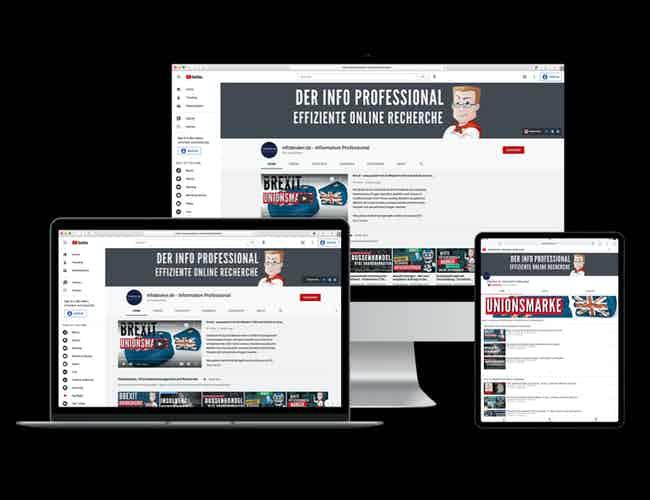 infobroker YouTube Kanal