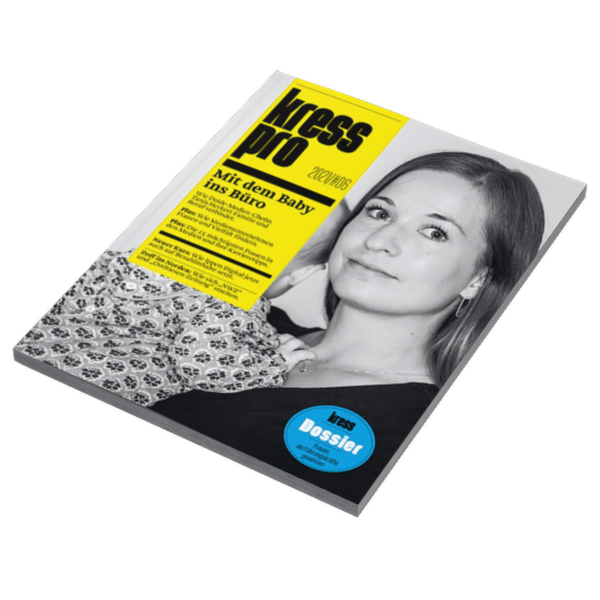 kresspro Cover Ausgabe 2021-06