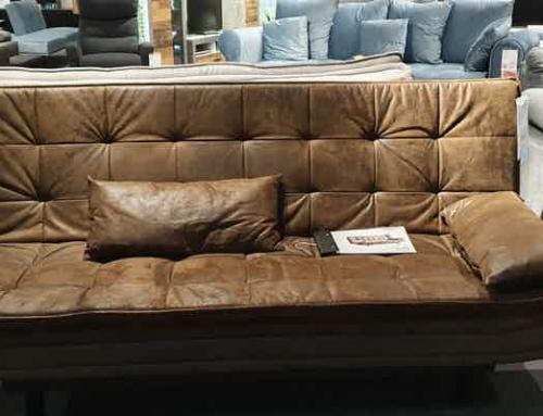 Sofa für die Video-Studio-Ecke [Bild des Tages 02.10.2021]