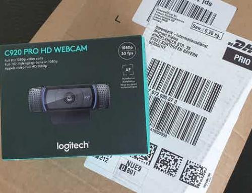 Rückfall Ebene – die zweite Webcam für ein Webinar [Bild des Tages 06.10.2021]